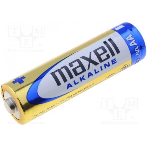 BATERIA LR06 AA MAXELL