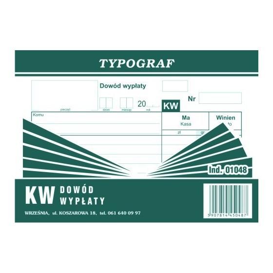 DRUKI KW (S) TYPOG.