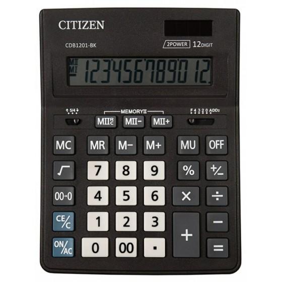 KALKULATOR CITIZEN CDB-1201B