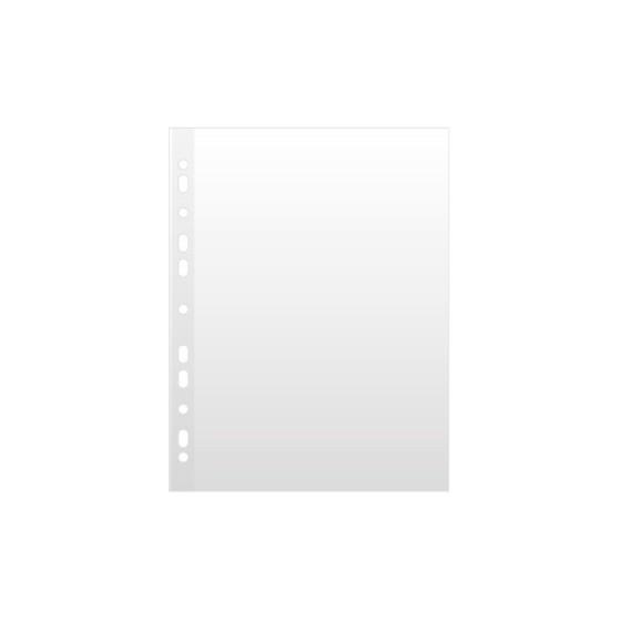 KOSZULKA A4 KRYSTALICZNA (100)  pbs