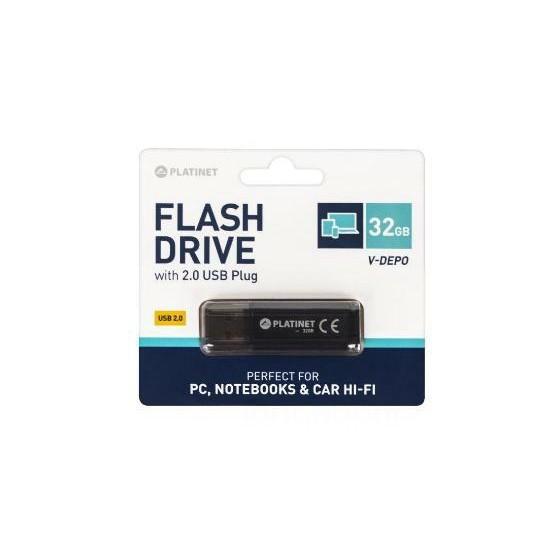 PENDRIVE PLATINET USB 32GB