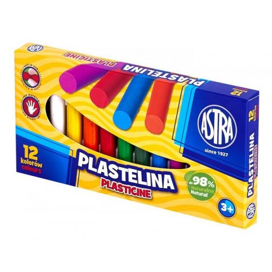 PLASTELINA ASTRA 12K