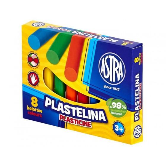 PLASTELINA ASTRA 8K