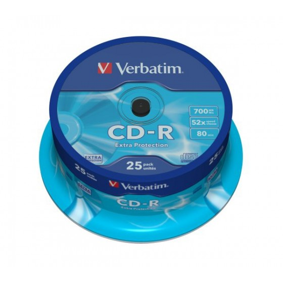 PŁYTA CD-R VERBATIM CAKE 25...