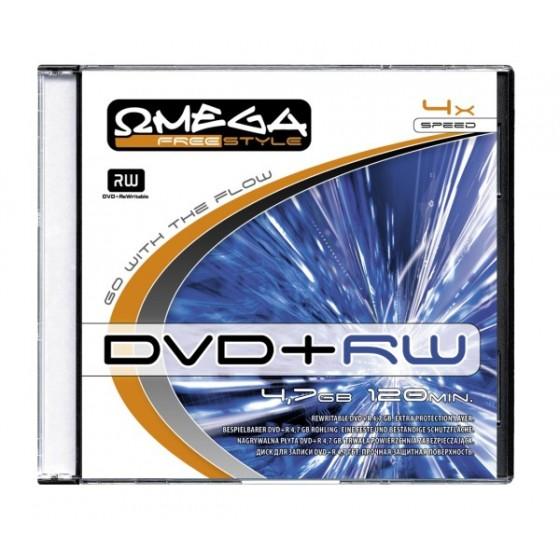PŁYTA DVD+RW SLIM