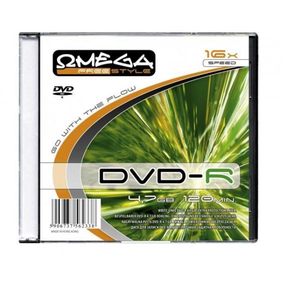 PŁYTA DVD-R 4.7GB 16X OMEGA...