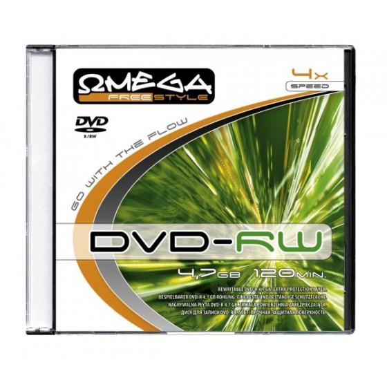 PŁYTA DVD-RW  SLIM