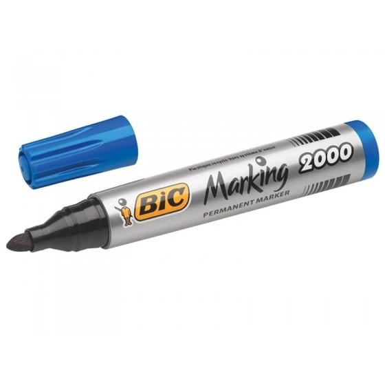 Marker permanentny BIC 2000 okrągły