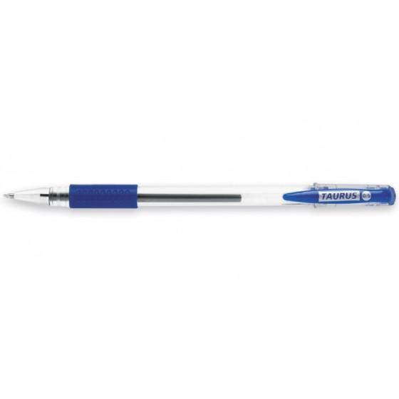 Długopis żelowy z gumką 2603