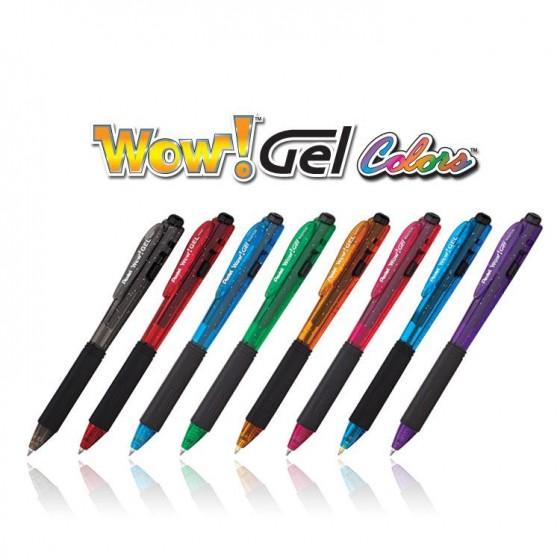 Długopis żelowy Pentel WOW...