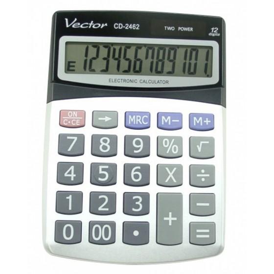 KALKULATOR VECTOR KAV CD-2462