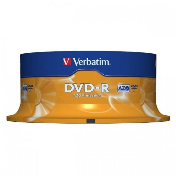 PŁYTA DVD-R VERBATIM 4,7GB...