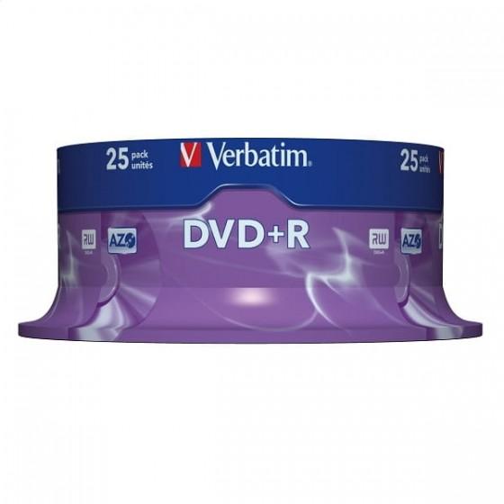 PŁYTA DVD+R VERBATIM 4,7GB...