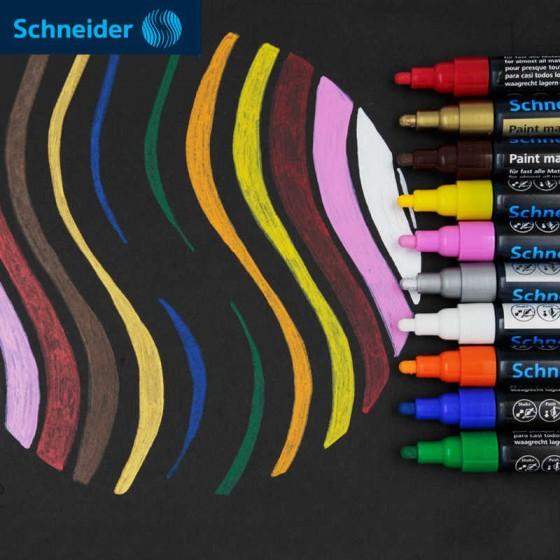 Marker olejowy Schneider...